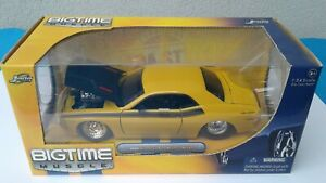 JADA TOYS - 1:24 - 2006 DODGE CHALLENGER - BIGTIME MUSCLE - 2006 - Preowned