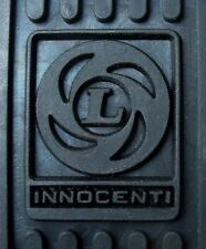 Innocenti Export Mini Cooper 1300 Gommini Pedaliera. REPLICA