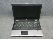"HP ProBook 6445b 14"" Laptop AMD Turion II M600 2.40GHz 4GB RAM 250GB HDD"