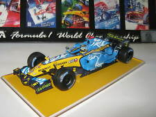 1:18 Renault F1 R26 F. Alonso British GP 2006 rebuilt Umbau TOP in showcase