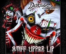 HONDA TRX250EX TRX250X 2001-2005 WRAP DECALS GRAPHICS KIT 'STIFF UPPER LIP'