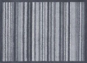 Turtle Mat - Dirt Trapper - Slate Stripe - Multi-Grip - 75x120cm