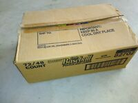 1990 Donruss Baseball Card Rack Packs Case of 72 Packs Griffey Card?