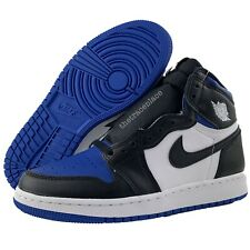 Nike Air Jordan 1 Retro High OG Game Royal Toe Size 5.5Y GS Womens 7