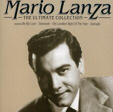 Mario Lanza - Ultimate Collection [New CD] England - Import