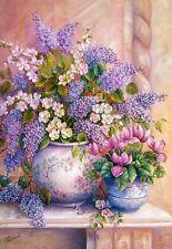 Puzzle Castorland 1500 Teile - Lilac Flowers (61398)