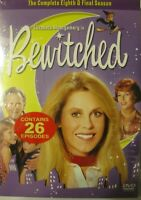 Bewitched - The Complete Eighth Season (DVD, 2009, 4-Disc Set)