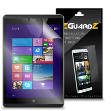 """2X EZguardz LCD Screen Protector Skin Cover HD 2X For HP Pro Tablet 608 G1 7.86"""""""