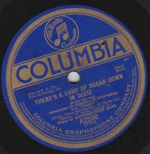 Marimbaphone Band 78 rpm Columbia A2550: There's a Lump of Sugar Down in Dixie V