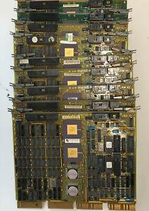 Job Lot 10 Scrap digital DEC processor boards for repair or gold recovery 5kg