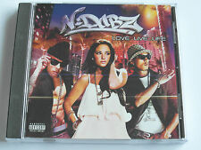 N-Dubz - Love. Live. Life (Parental Advisory) (CD Album) Used Very Good