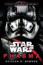 Star Wars: Phasma: Journey to Star Wars: The Last Jedi by Delilah S. Dawson (Hardback, 2017)