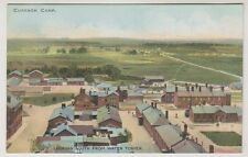 Ireland postcard - Curragh Camp Looking South from Water Tower, Co. Kildare