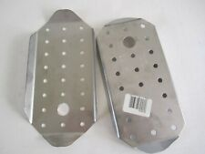 Lot of 2 Vollrath Stainless Steel False Bottom P/N 20400