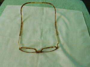 Clic Magnetic Reading Glasses Tortoise Shell Style Frames