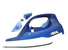 Steam Iron For Clothes Multi Function Vertical Steam,Light Weight,1200 W,Blue