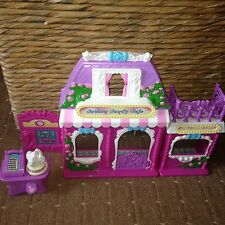 My Little Pony Hasbro 2002 Children's Cotton Candy Cafe With Cash Register Till