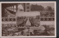 Sussex Postcard - Views of Brighton     RS9140