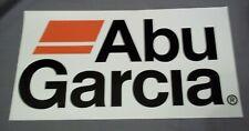 "Abu Garcia Large 15x8"" Sticker Decal Fishing Boat Bait Lure Truck Tackle Box"