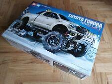TAMIYA 58415 Toyota Tundra High Lift Assembly Kit + Ballrace and Motor Upgrade