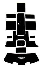 Sea-Doo (07-11) Challenger 180 Hydro-Turf Mats seadoo hydroturf mat black sd171