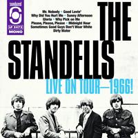 """The Standells • Live On Tour 1966 • 12"""" VINYL RECORD LP Sundazed 2014 •• NEW ••"""