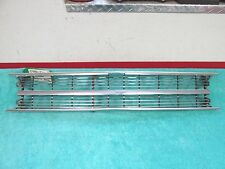 1969 FORD GALAXIE  ( EXCEPT XL & LTD )  GRILLE  NICE  NOS FORD  717
