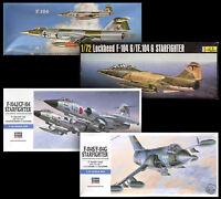 Hasegawa 1/72 Lockheed F-104G/S Starfighter