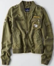 American Eagle Outfitters AEO Women Military Bomber Jacket - XS, S, M, L