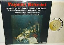 RHS 304 Paganini Violin Concerto & Le Streghe Ruggiero Ricci RPO Piero Bellugi