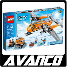 LEGO City Arctic Supply Plane 60064 BRAND NEW SEALED SOLD OUT RETIRED