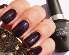 **CUCCIO Colour Veneer ROMANIA AFTER DARK Burgundy Purple LED UV Gel Nail Polish
