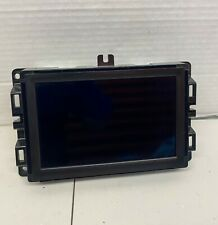 2019 JEEP CHEROKEE  RECEIVER 7 INCH TOUCH SCREEN HEAD UNIT,2.4 68297445AH