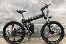 Electric bike , Foldable Bicycle New