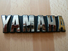 1 x Plastik Emblem Yamaha XJ 650 XJ650 oder andere Tankemblem Original 650er (2)
