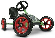 Berg Buddy Fendt Kids Pedal Car Go Kart Green 3 - 8 Years NEW