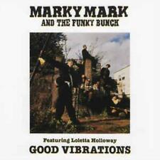 Marky Mark & The Funky Bunch: Good Vibrations PROMO w/ Artwork MUSIC AUDIO CD