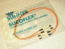 24 Inch SC-SC Fiber Optic Cable Duplex M/M SC to SC NEW!