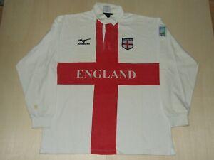 Shirt Trikot Maillot Rugby Sport England Size XL