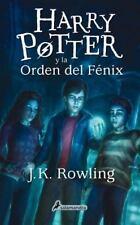 Harry Potter y la Orden Del Fenix (Harry 05) by J. K. Rowling (2015, Paperback)