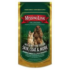 Missing Link WELL BLEND Omega 3 and 6 Joint and Skin Dog and Cat Supplement 1 lb