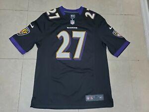 NWOT Nike NFL Baltimore Ravens Football On Field Jersey Ray Rice Black/Purple M