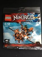 Lego Ninjago 30421 Skybound Tarpaulin Plane Sky Pirate Pirate Polybag Promo Bags