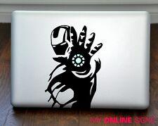 "Iron Man Apple Macbook Air/Pro/Retina 13"" Vinyl Sticker Decal Cover"