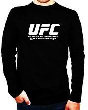 CAMISETA MANGA UFC