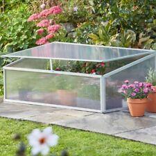 Aluminium Garden Cold Frame, planter, grow house,  mini greenhouse