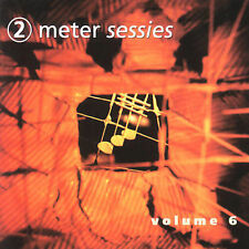 NEW - 2 Meter Sessies V.6 by Various Artists