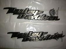 BAD A$$ NEW!!!   HARLEY DAVIDSON FUEL TANK  EMBLEMS MEDALLION
