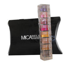 "Mica Beauty 8 Stack ""Why  shimmers eye shadows"