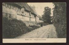 France Normandy MESNIL-VAL Chapelle de la Ferme early PPC